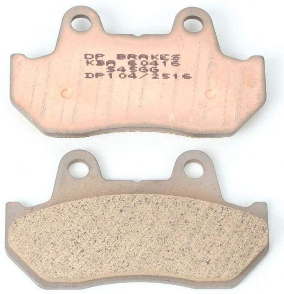 DP Brakes Standard Sintered Metal Brake Pads DP508