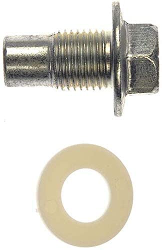 APDTY 101163 Oil Drain Plug Pilot Point