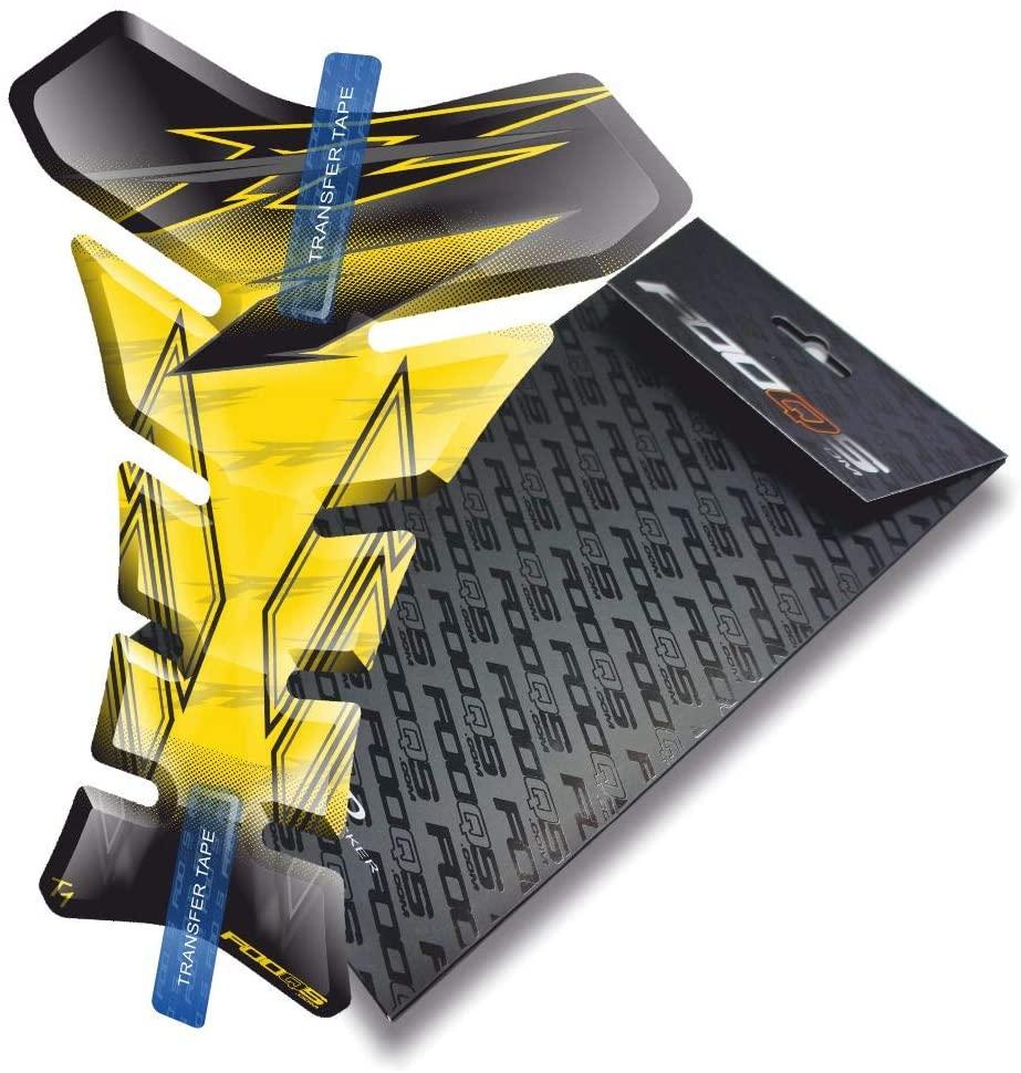 Tankpad for Yamaha Fz1 Fz1n Fz1s Fazer (Yellow)