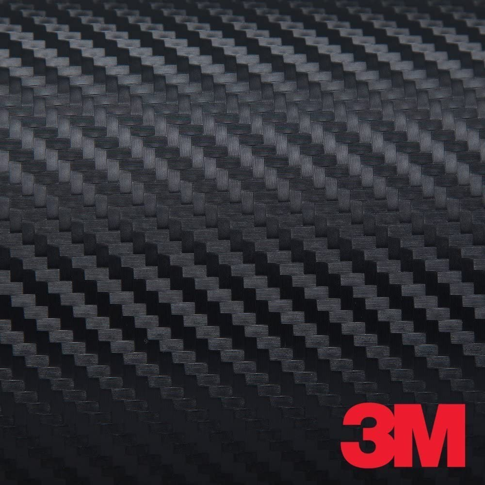 3M Japan DI-NOC Black Carbon Fiber DINOC Flex Wrap CA-421 24