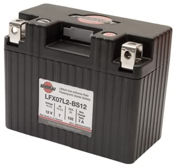 Shorai Lithium-Iron Battery LFX19A4-BS12 for Husqvarna 701 ENDURO 2016-2018