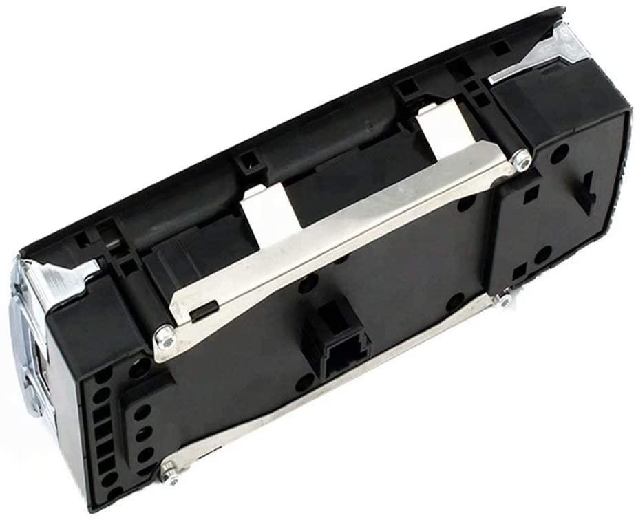 NaNa-AUTO Front Left Door Power Window Control Switch 1669054400 for Mercedes Benz W166 GL550 ML350 GL350