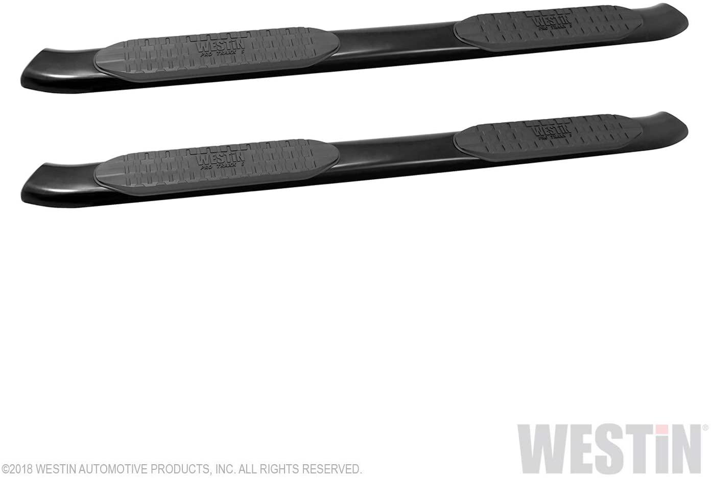 Westin 21-53525 Pro Traxx 5 Oval Step Bar