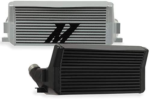 Mishimoto MMINT-F30-12BK Performance Intercooler Compatible With BMW F22 / F30 2012-2016 Black