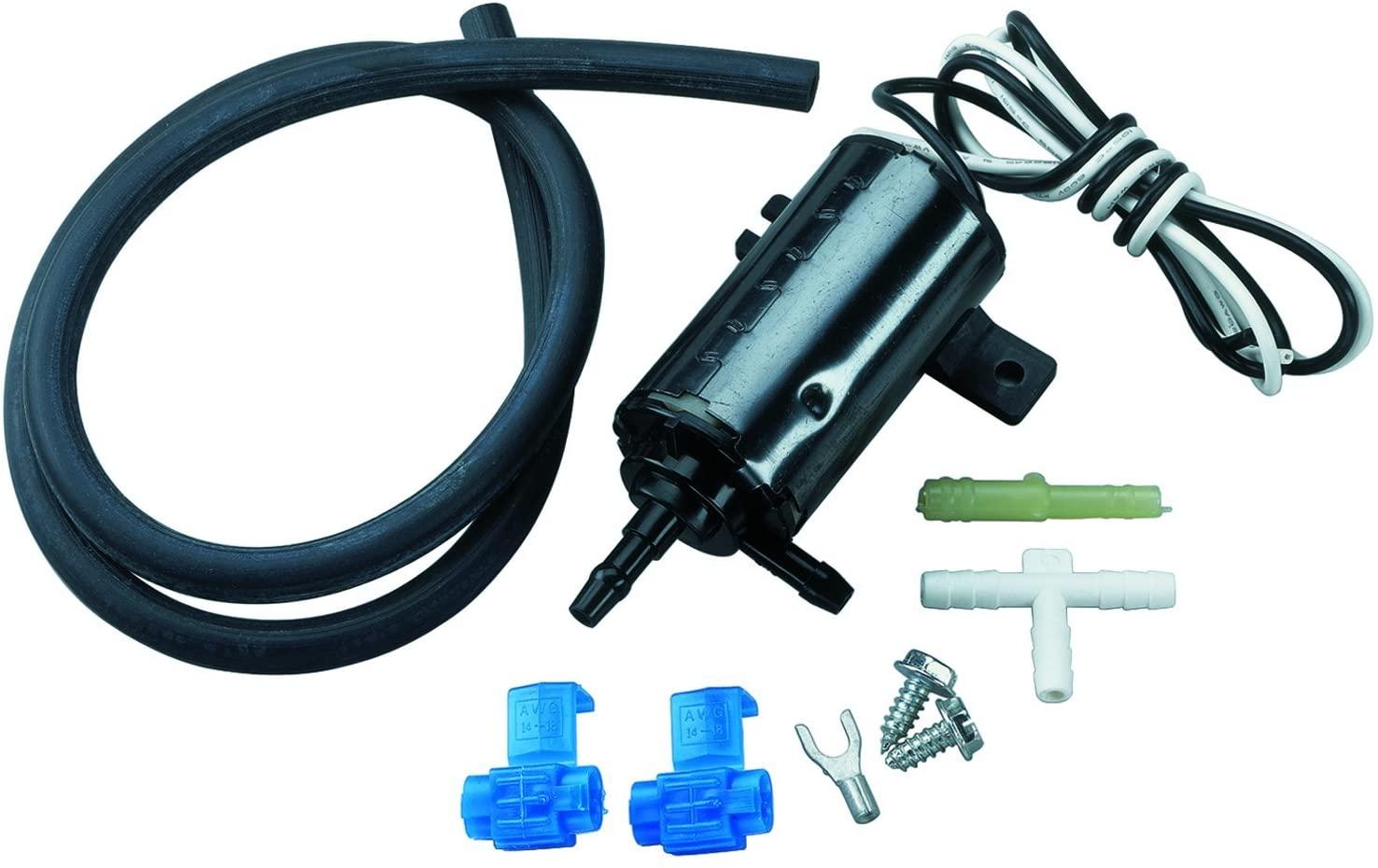 Trico 11-100 Spray Universal Windshield Washer Pump-Pack of 1
