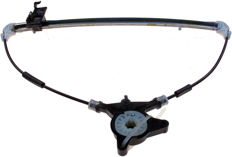 Dorman 749-053 Rear Passenger Side Power Window Regulator for Select Mazda Models
