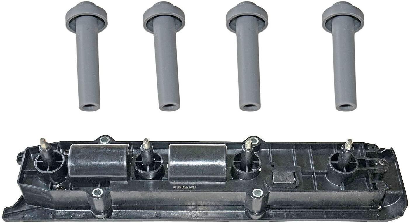 Ignition Coil Pack 1208026, 1208551, 1208553 For Opel Astra G Zafira A Speedster 2.2i 16V