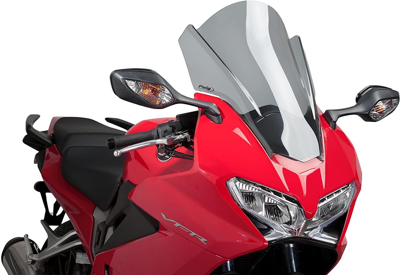 Puig 7007H Smoke Touring Shield (Honda Ctx700 14-17'')