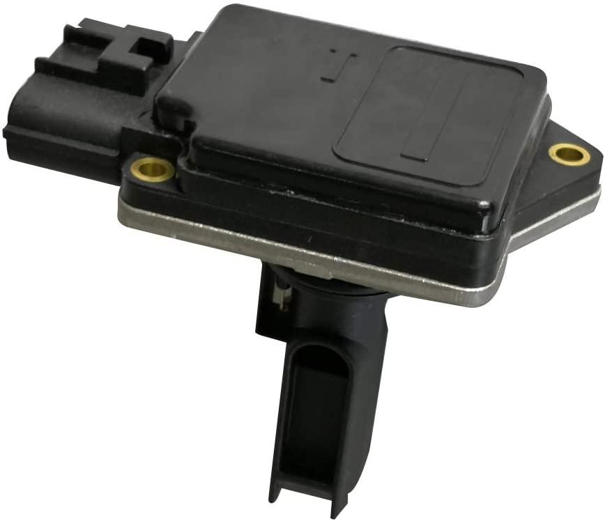 Suuonee Air Flow Sensor, Car Mass Air Flow Meter Sensor Fit for FORD 1999-2003 74-50011