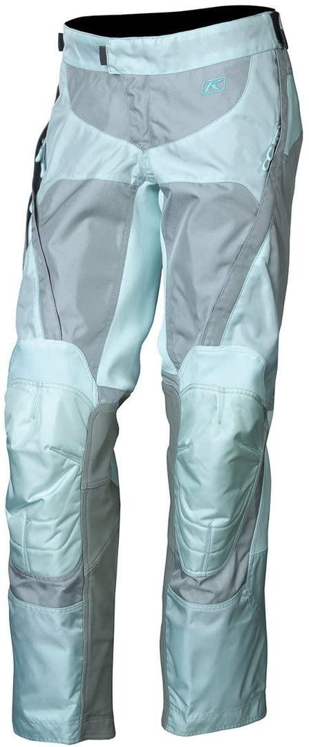 Klim Savanna Women's Motocross Motorcycle Pants - Blue/Size 12