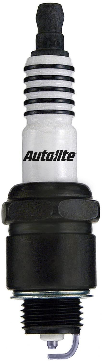 Autolite AP85-4PK Platinum Spark Plug, Pack of 4