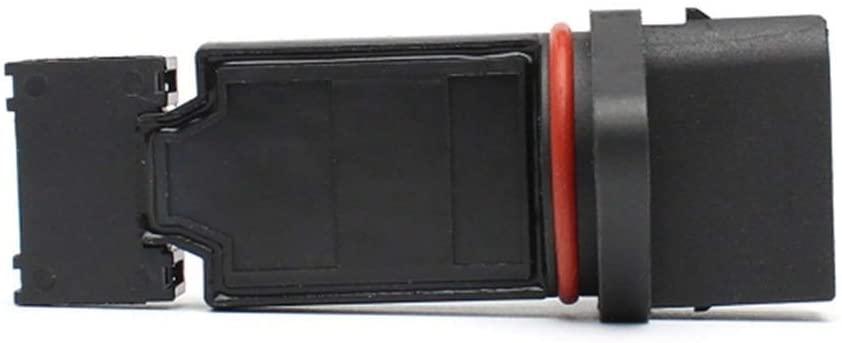 Logo Mass Airflow Sensor MAF Mass Air Flow Sensor Fit for Mercedes Benz CL203 C209 VITO ML270 ML320 A160 A170 C200 C220 C270 E200 E220 E270 E320 72268400 MAF Sensor