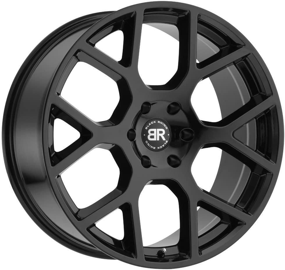 Black Rhino Tembe 22x9.5 5x139.7 (5x5.5