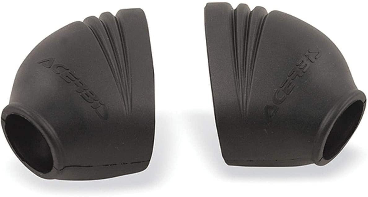 Acerbis 2106960001 Black Foot Peg Cover