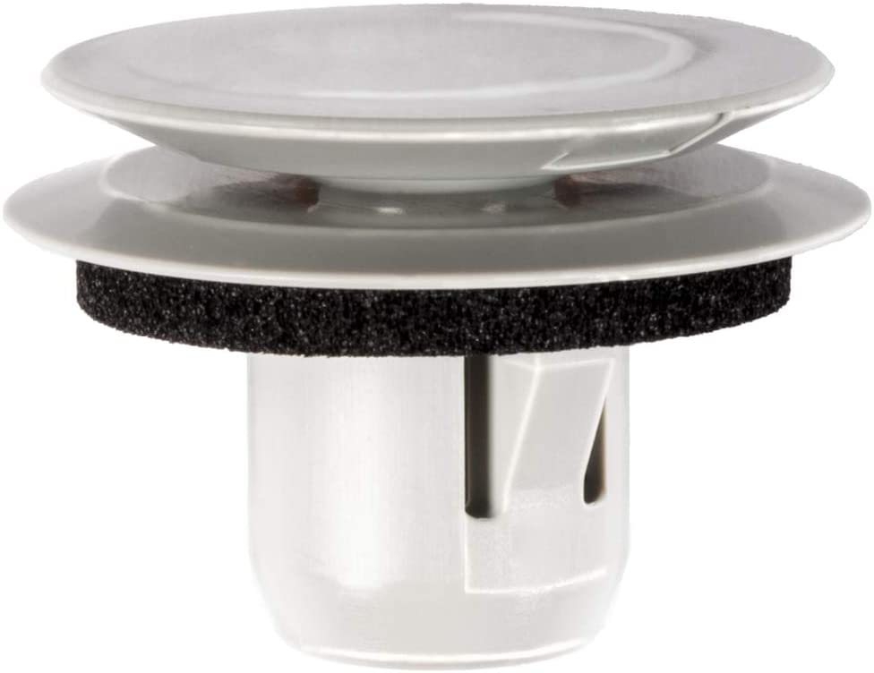 AMZ Clips And Fasteners 10 Front Fender Retainers with Seal Compatible with Lexus & Toyota 53813-48011