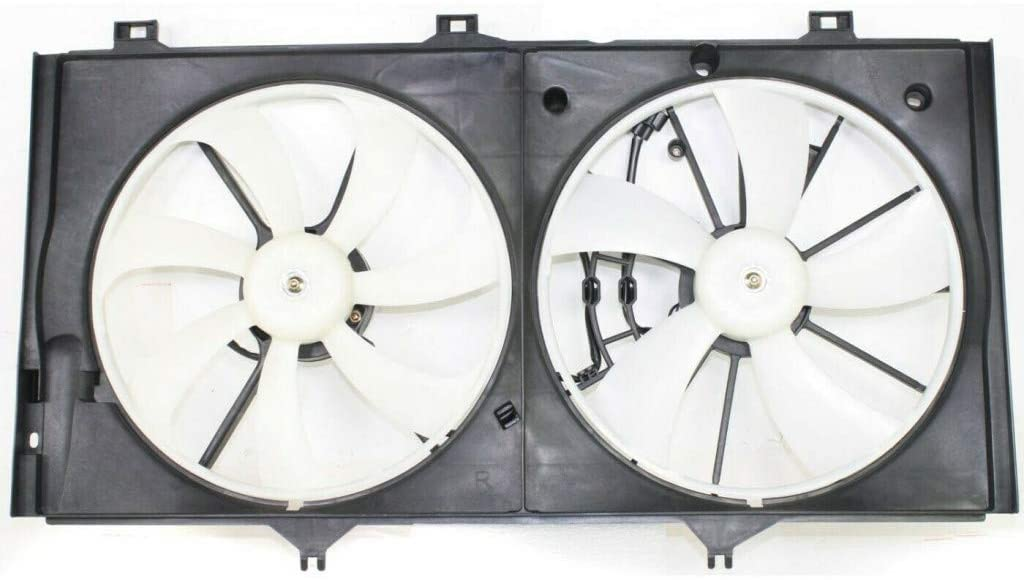 For Toyota Avalon AC Radiator Fan Assembly 2011 For TO3117101 | 163630A150 | 163630P030 US build | 16361AD