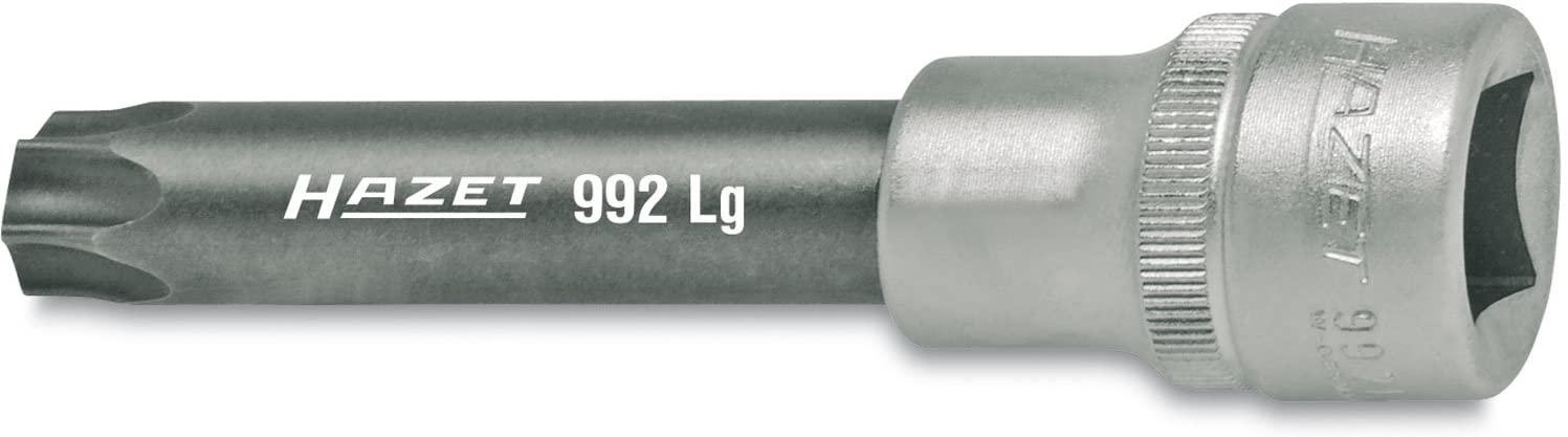 Hazet 992LG-T60 T60 Torx Titanium-Nitride Socket 1/2