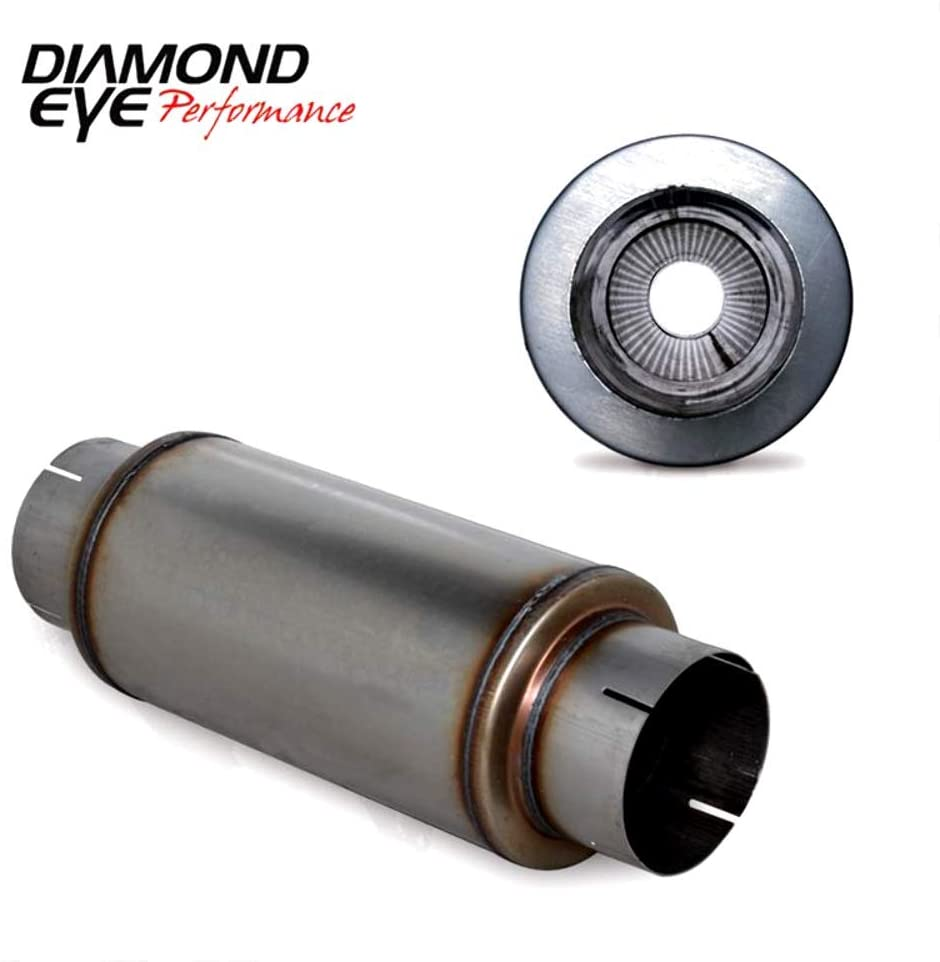 Diamond Eye 560020 Muffler