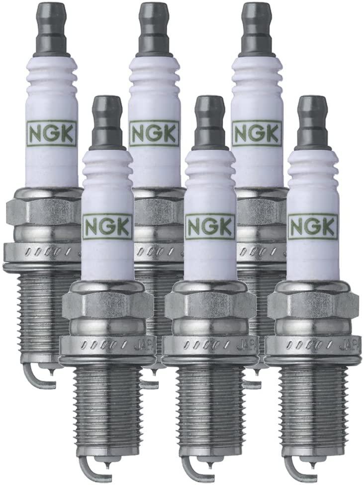 NGK 7090 BKR5EGP G-Power Spark Plug (6 Pack)