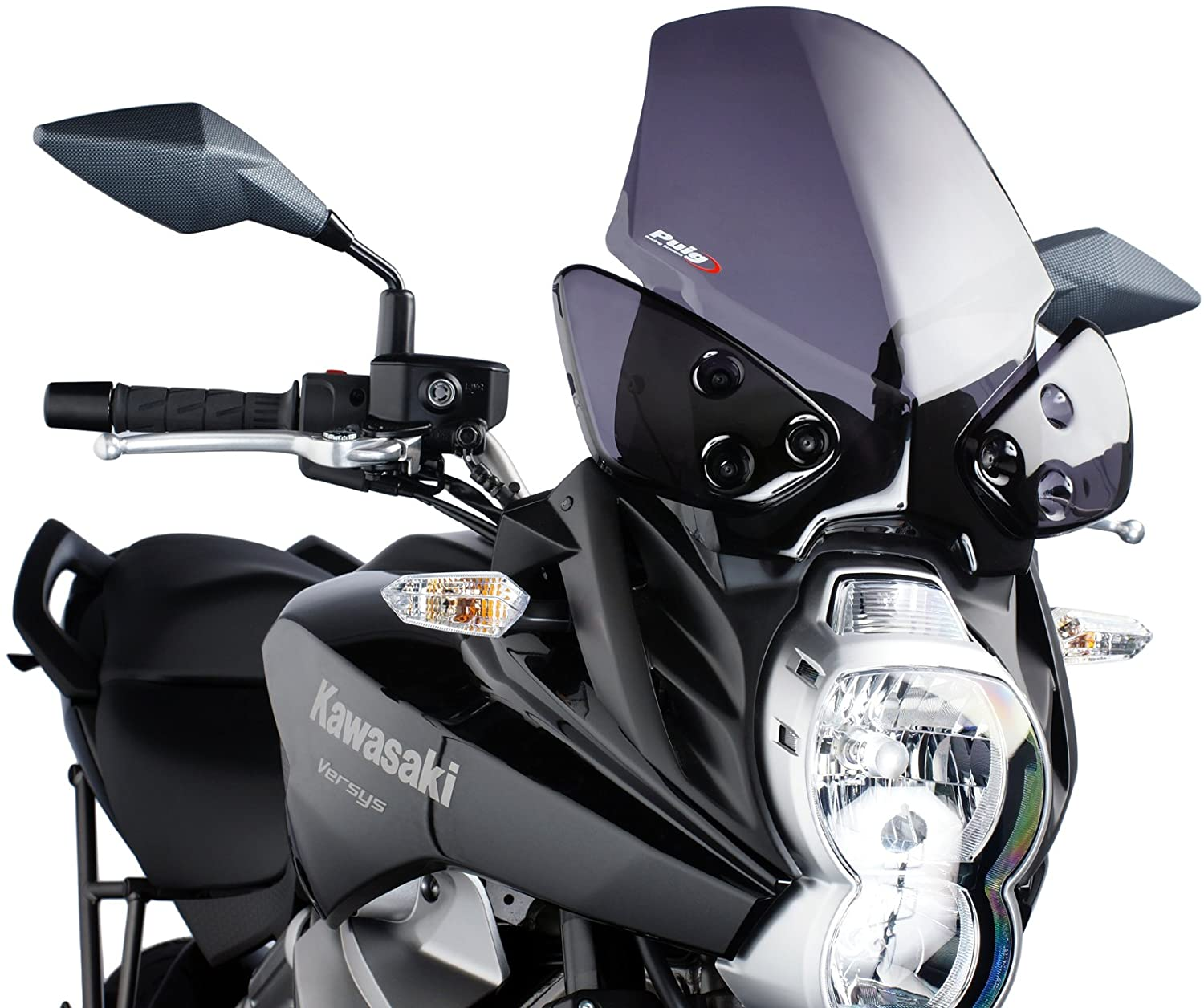 Puig 5655F Dark Smoke New Generation Windshield