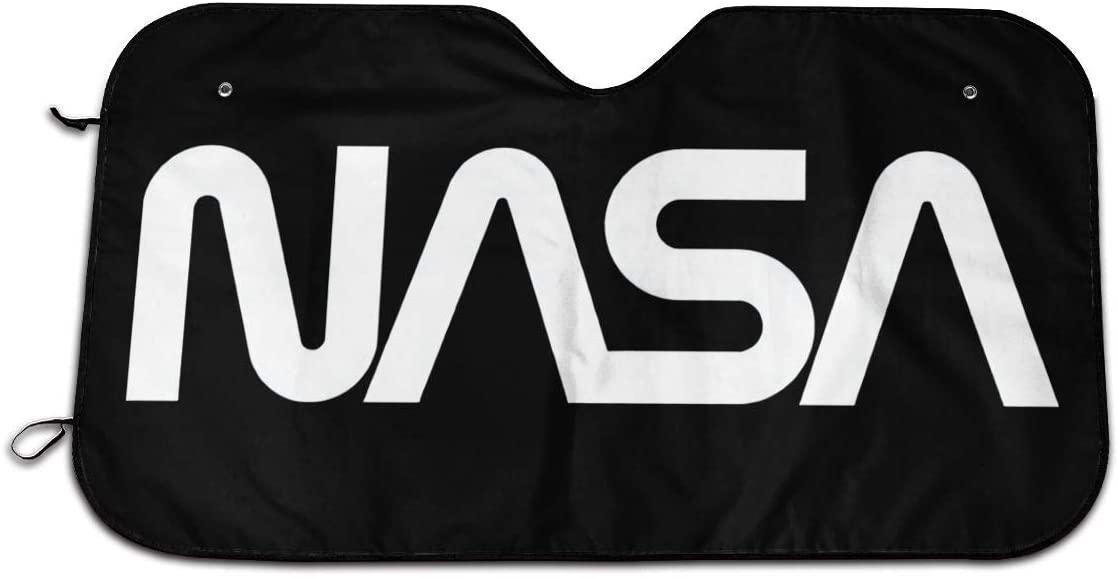 Tappetino NASA Universal Windshield Sunshade 27.5x51 Inch Car Sun Visor Seat Sunscreen.