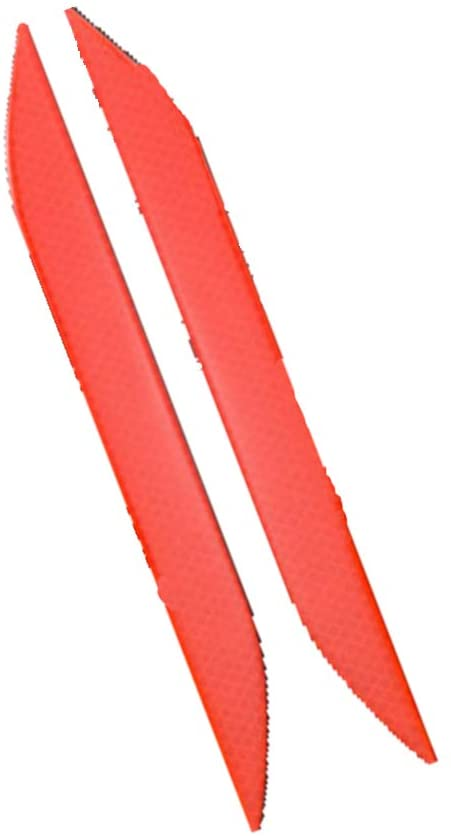 Universal Car Reflective Sticker for the Bumper(Red)