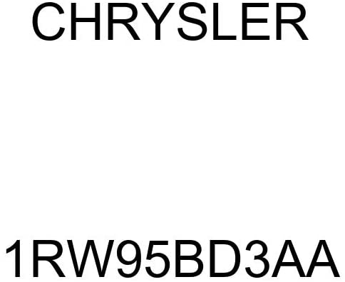 Chrysler Genuine 1RW95BD3AA Seat Recliner Handle