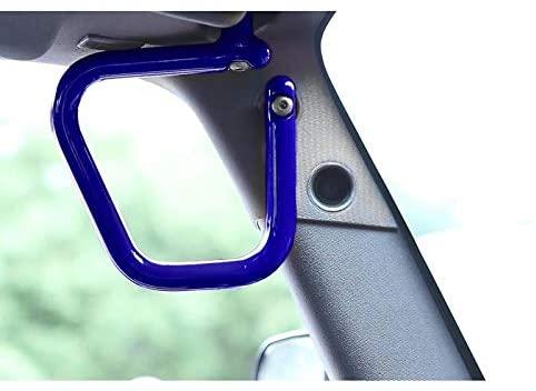 Steinjager J0041241 - Rigid Design Southwest Blue Front Grab Handle Kit