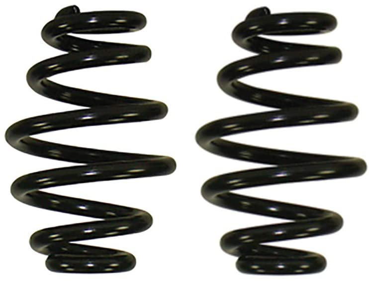SOLO SEAT 3 INCH SPRINGS, BLACK