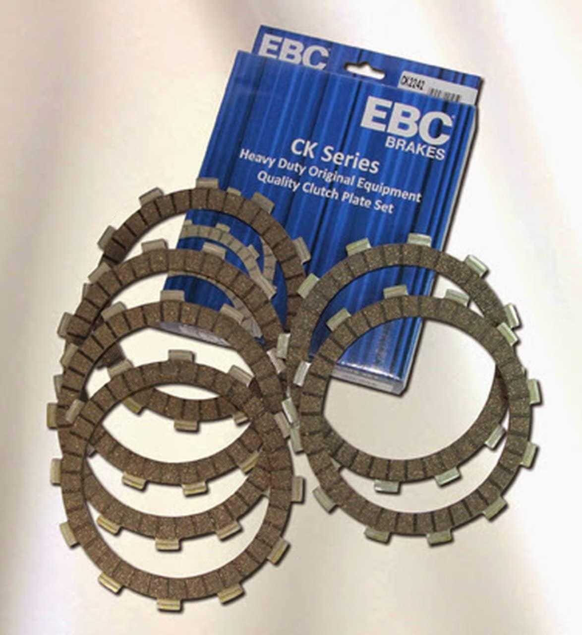 EBC Brakes CK3344 Clutch Friction Plate Kit