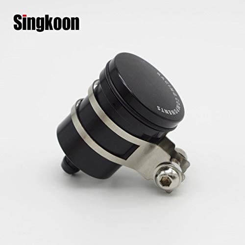 Accessories Universal Motorcycle Accessories Brake Fluid Reservoir Hydraulic Clutch Oil Cup Tank for Ducati Monster 600 900 Panigale TRK 502