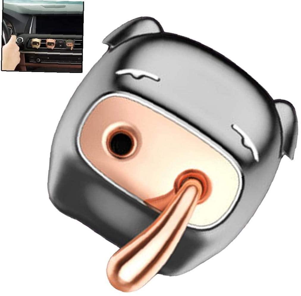 Car Perfume Accessories Cartoon Flying Pig Car Air Freshener Perfume Cute Design Decor Perfume