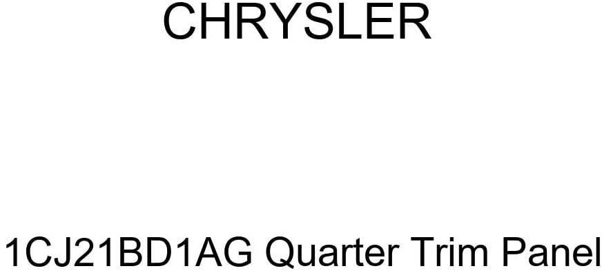 Genuine Chrysler 1CJ21BD1AG Quarter Trim Panel