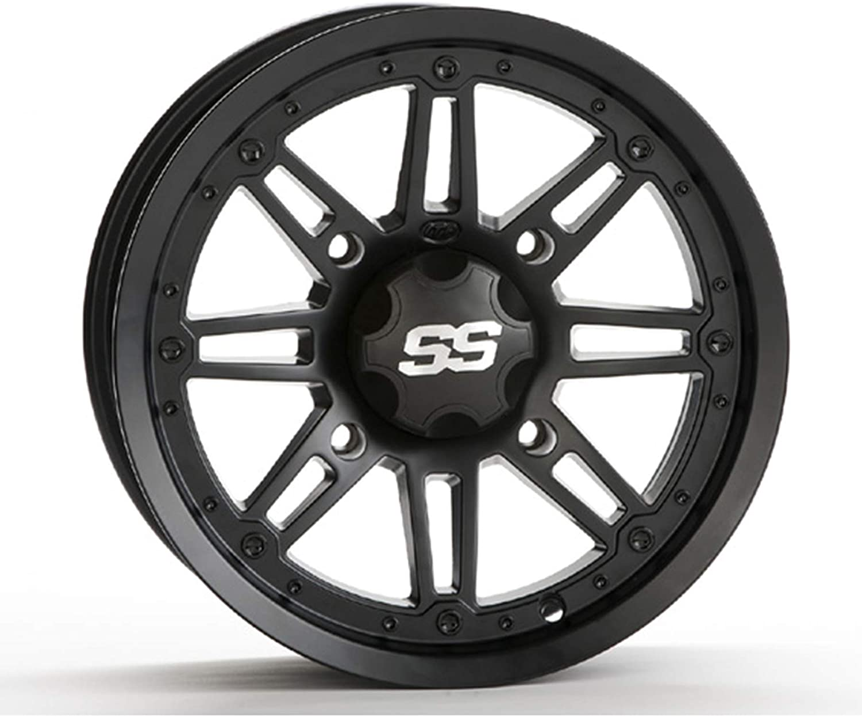 ITP SS216 Wheel - 12x7 - 5+2 Offset - 4/115 - Black Ops 1228539536B