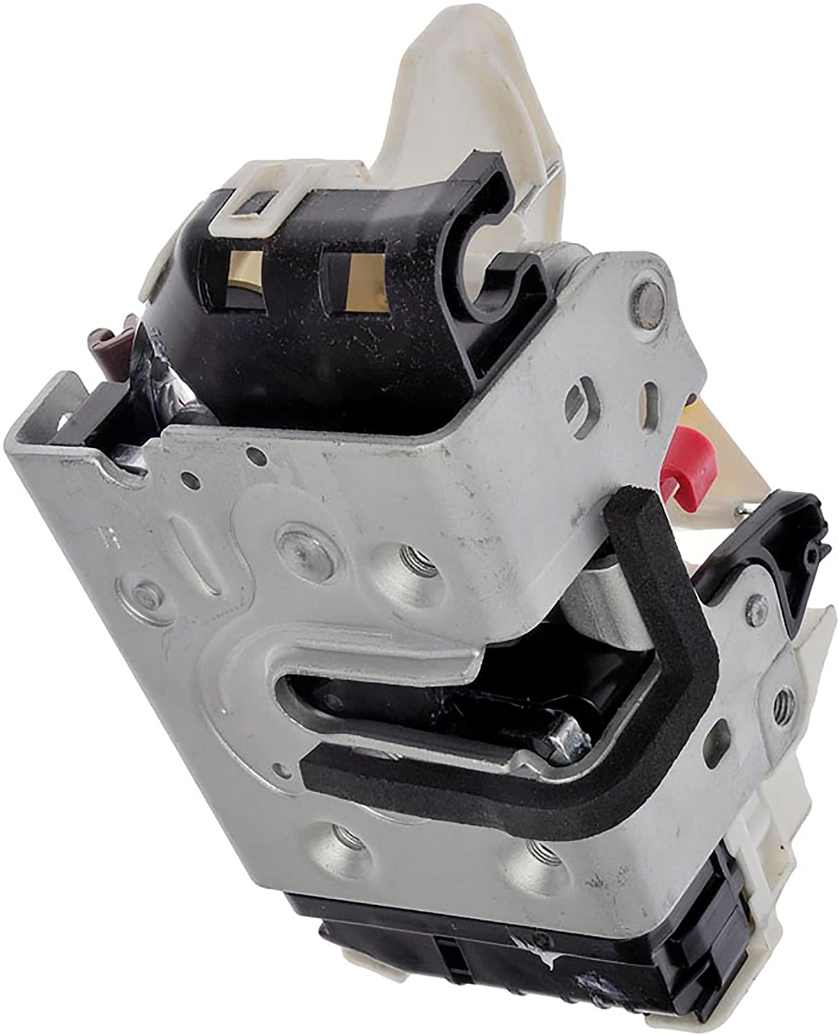 APDTY 136084 Front Right (Passenger-Side) Door Lock Actuator Fits Select Dodge Caliber/Jeep Compass, Patriot (Replaces 4589046AB, 4589416AA, 4589416AE, 4589416AF, 4589416AG)