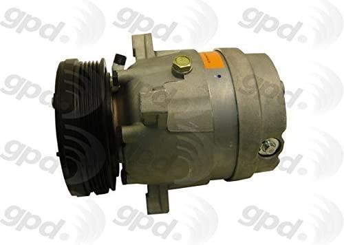 Global Parts Distributors - New A/C Compressor Fits 90-91 CORSICA (6511327)