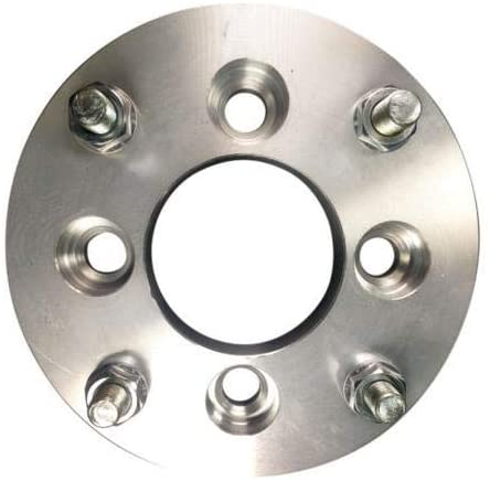 1 PC Billet Wheel Adapter 20mm Thickness 4x100mm to 4x4.5 CB 60MM Stud M12x1.5