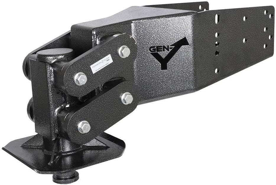 GEN-Y Executive - Torsion-Flex, Fifth Wheel King Pin (fits LCI Rhino PIN Box) 2.5K-5.5K Tongue Weight, 30K Towing