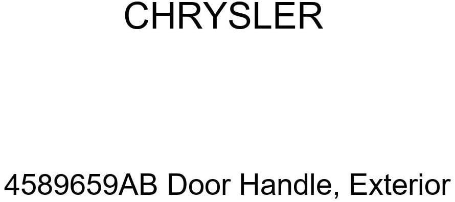Genuine Chrysler 4589659AB Door Handle, Exterior