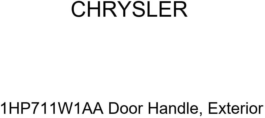 Genuine Chrysler 1HP711W1AA Door Handle, Exterior