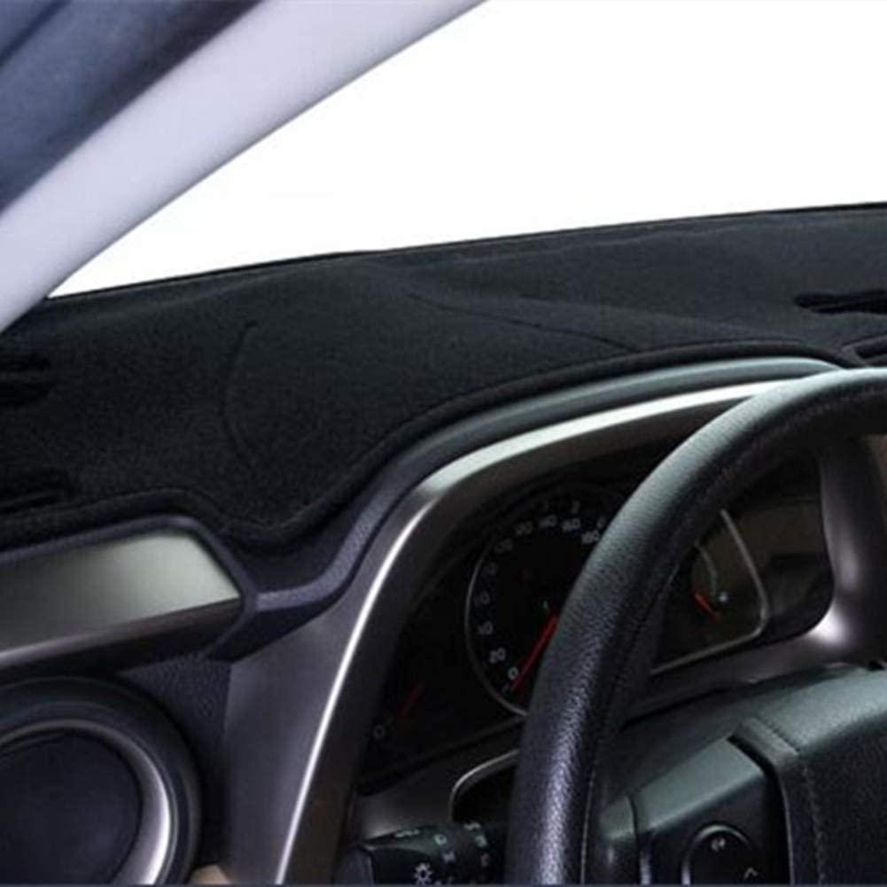ASHDelk Car Dashboard pad car Dashboard Cover car Custom Dashboard pad,for Hyundai Elantra 2008 2009 2010 Dashboard Cover