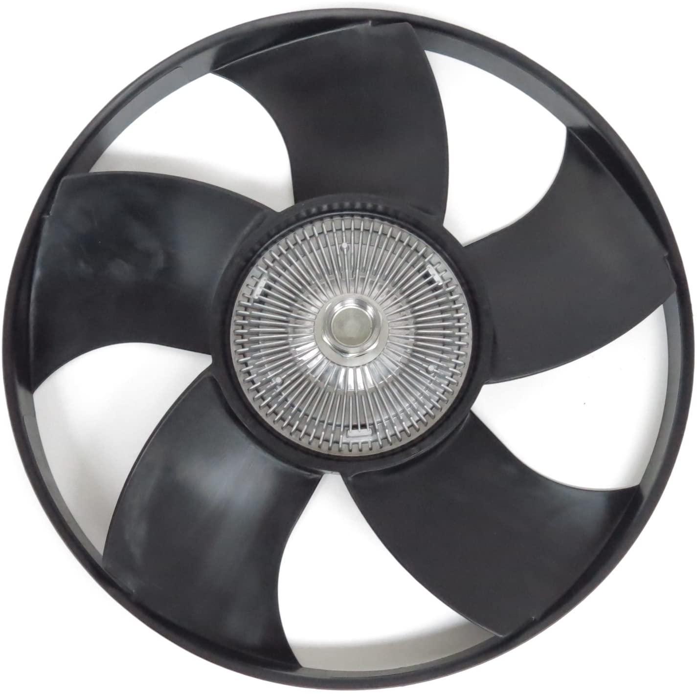 US Motor Works 22333 Thermal Fan and Fan Clutch (2007-2009 Dodge Sprinter 3.0L Diesel)