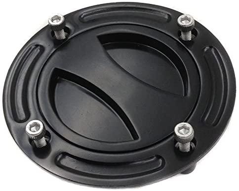 SMT-Fuel Tank Gas Cap Compatible With Suzuki Gsx-R 600 750 1000 Gsx 1300R Hayabusa Sv 650 Tlr Bk [B00RNIR6KE]