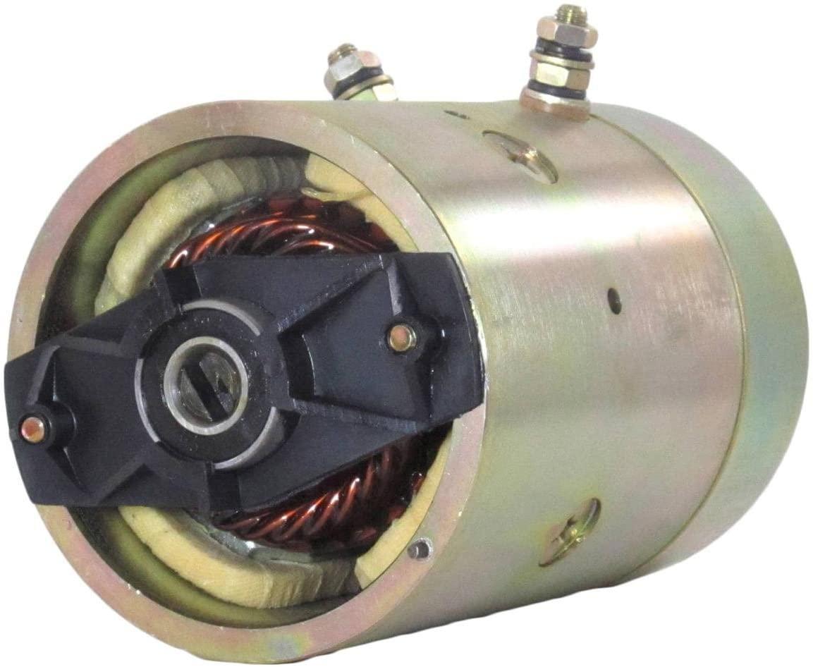 Rareelectrical NEW 12V CCW ELECTRIC PUMP MOTOR COMPATIBLE WITH HALDEX-BARNES 2200975 IM 0132 W8735 11.216.200