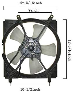 APDI 6034110 Engine Cooling Fan Assembly