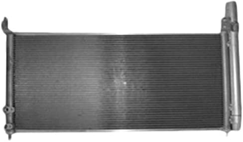 Rareelectrical NEW AC CONDENSER COMPATIBLE WITH 2013 TOYOTA PRIUS V PFC TO3030320 88460-47170 PFC TO3030320 88460-47170