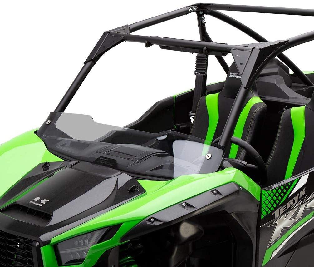 2020 Genuine Kawasaki Teryx KRX 1000 KQR Half Poly Windshield 99994-1292