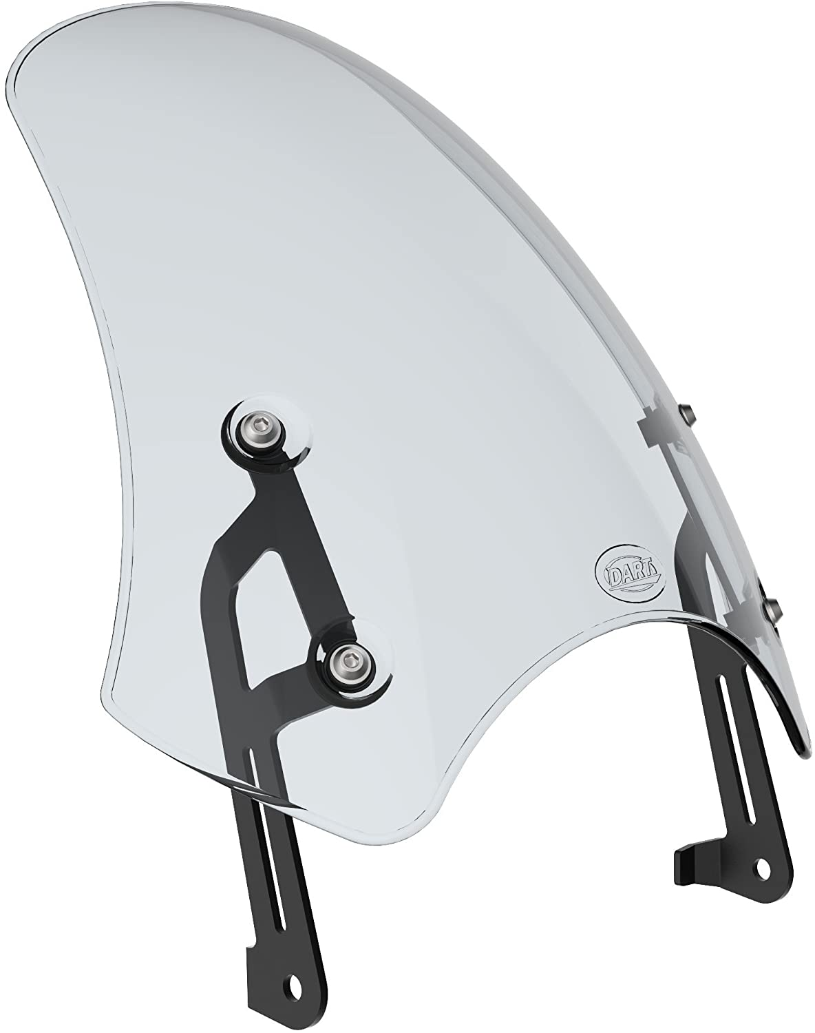Dart Marlin Flyscreen Windshield for Triumph Thruxton 1200 - light tint