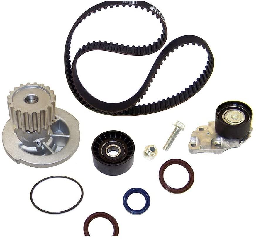DNJ TBK325WP Timing Belt Kit with Water Pump for 2004-2008 / Chevrolet/Aveo, Aveo5 / 1.6L / DOHC / L4 / 16V / 98cid