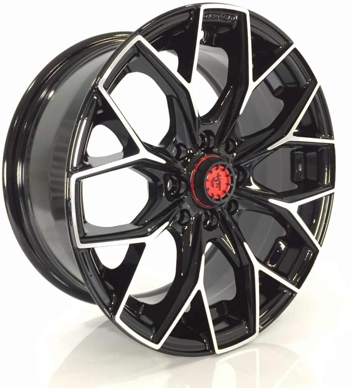 King of Rims Lenso 15 inch Samurai Musashi wheel PCD 4x100 & 4x114.3 a set of 4